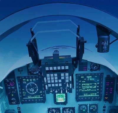 Letecké přístroje a systémy