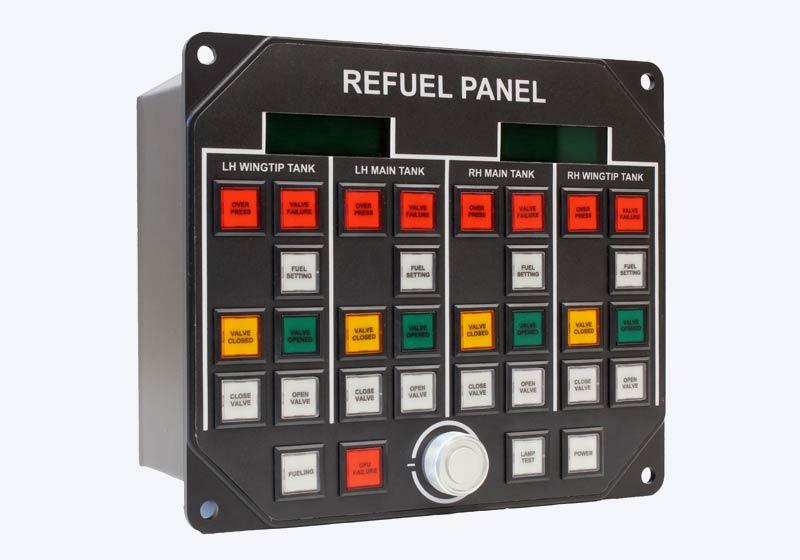 Systémy pro měření množství a spotřeby paliva