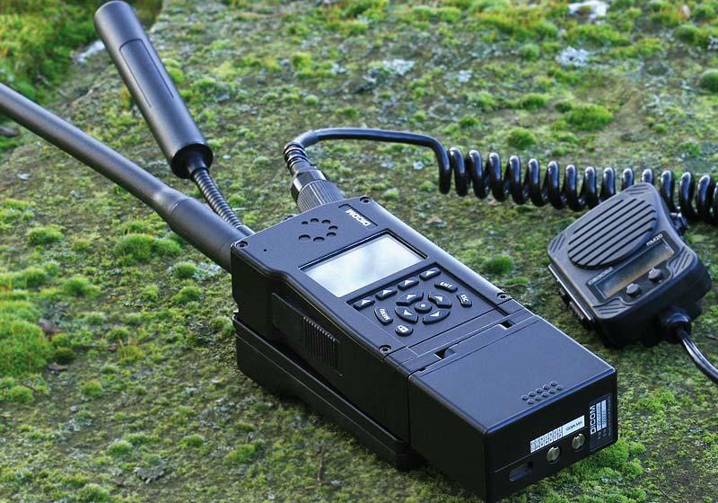 DICOM RF 40 radio system